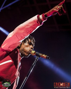Wiz Khalifa Presents The Under The Influence of Music Tour Live at The Comcast Xfinity Center in Mansfield, MA